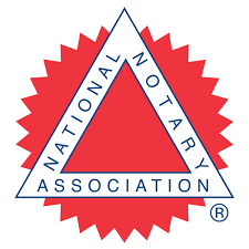 Now A Member Of The National Notary Association 1