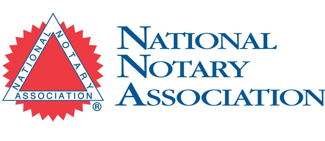 National Notary Association Member - MJ Notary Denver